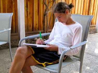 McK writing