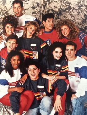 Lisa w Adidas gang